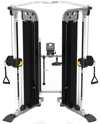 BOB体育网站IE-9030可调式双滑轮多功能训练机